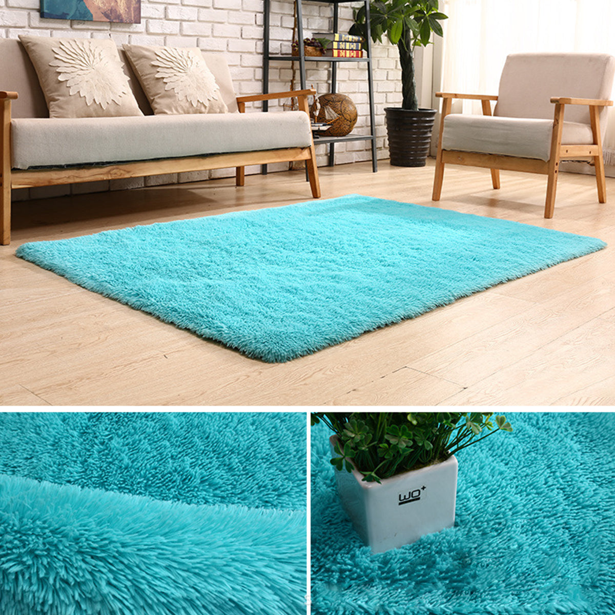 5 x 7 Shag Area Rug Soft Thick  Carpet - Markdown Mart
