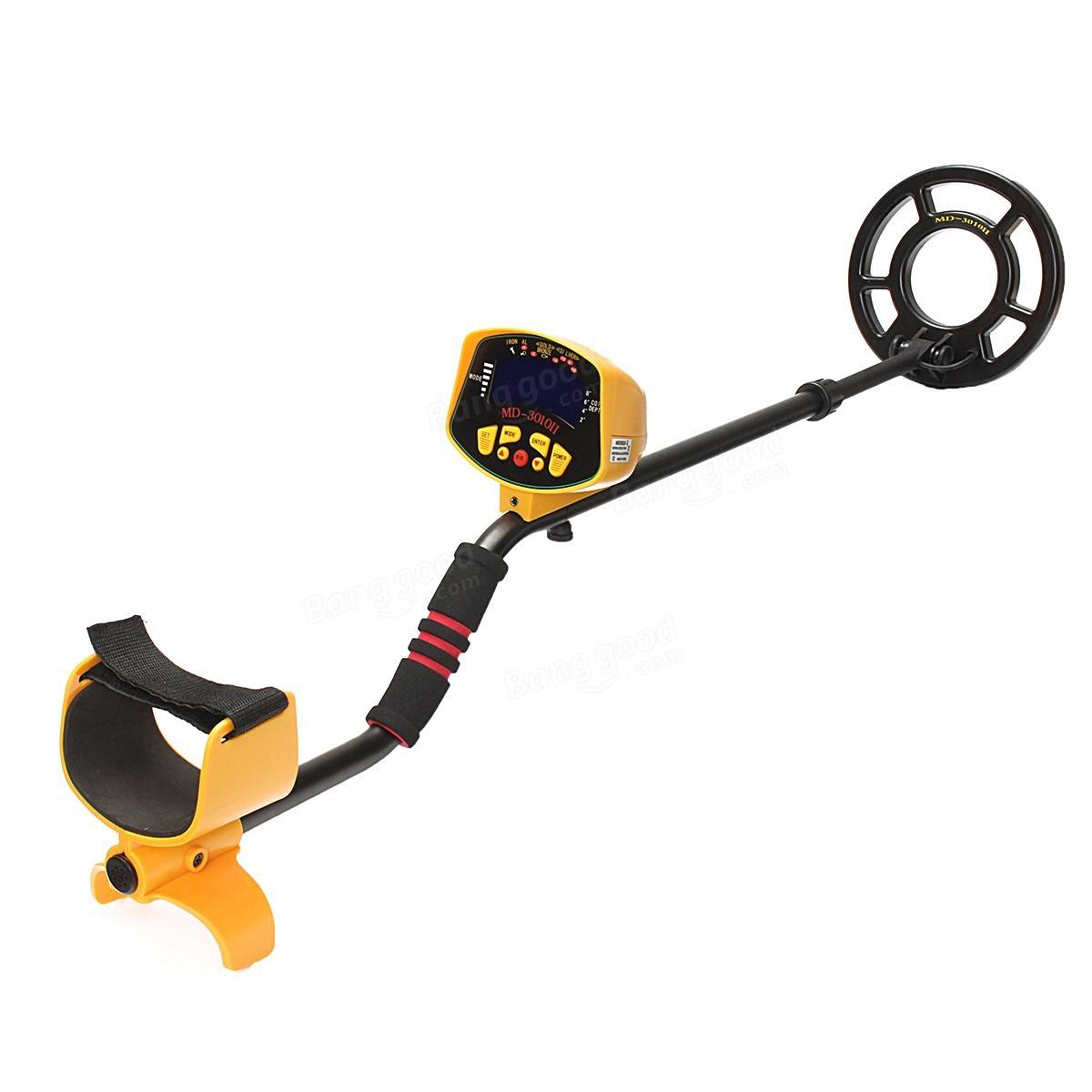 TreasureX™ Metal Detector Waterproof Underwater Hand Held Treasure Finder Gold Detector - Markdown Mart