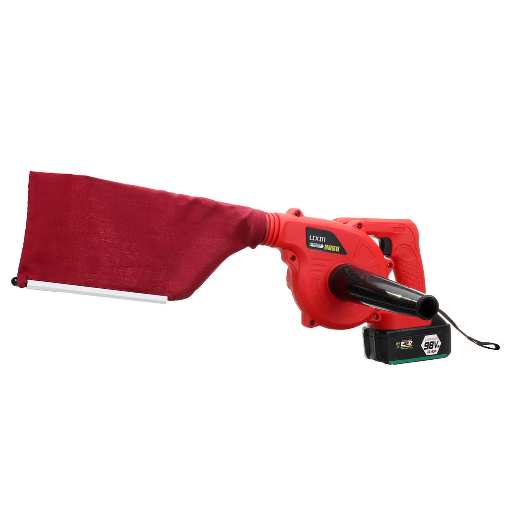 EcoBlower™ Cordless Leaf Blower Electric Dual-use Suction Air Blower - Markdown Mart