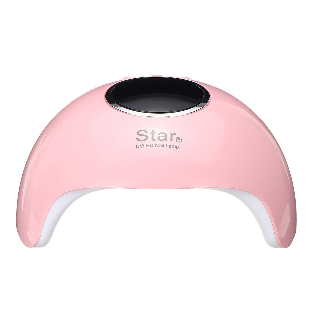 NailCure™ UV Manicure Light LED Nail Dryer Lamp Curing All Gel Polish USB Smart Timing Nail Polish Drying Machine - Markdown Mart