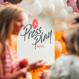 Press Play Rosé Magnum (6 x 150cl)