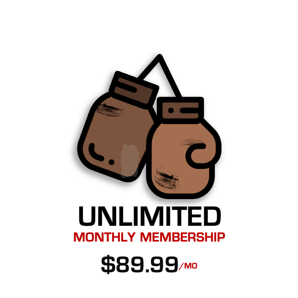 Unlimited Monthly Membership for $89.99