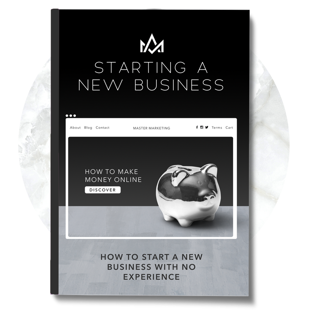 Starting A New Business With No Experience