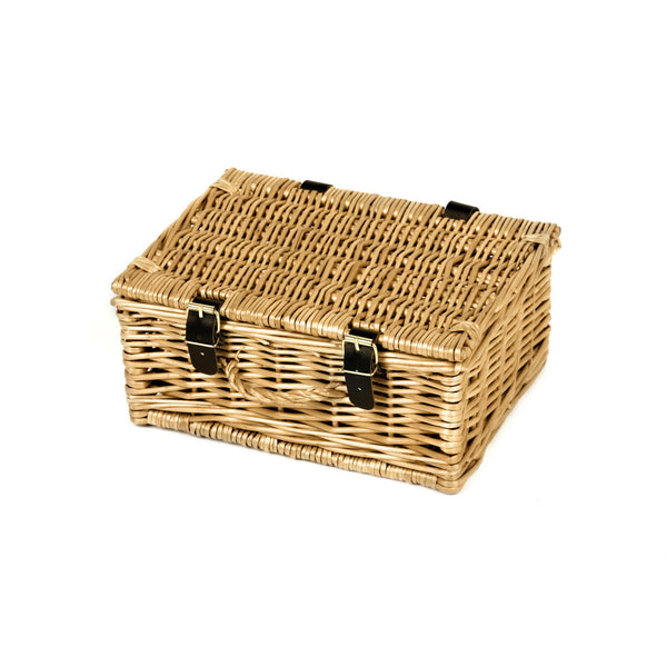 10 Inch Wicker Hamper