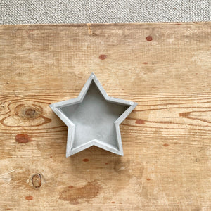 Star Cement Tray, Small