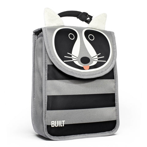 Buddies Lunch Sack Rivington Raccoon