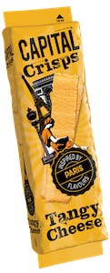 Capital Crisps Paris - Tangy Cheese