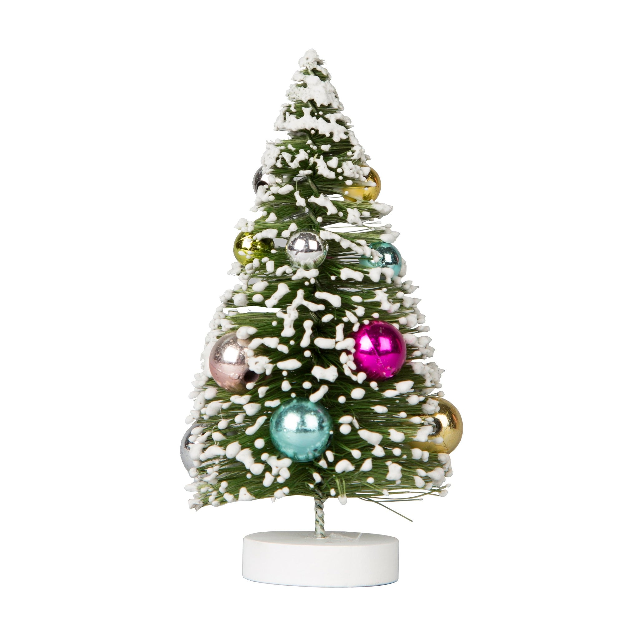 Disco Bauble Tree Standing Decoration