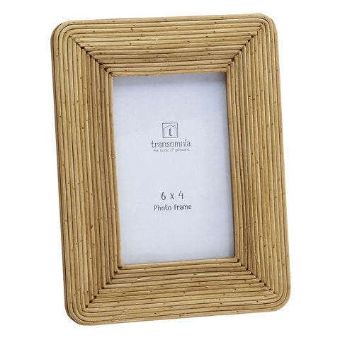 Boracay Cane Photo Frame 6x4