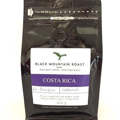 Black Mount Rst Costa Rica Ground 250g