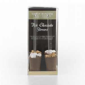 Sarah Bunton Hot Choc Stirrer Gift Box