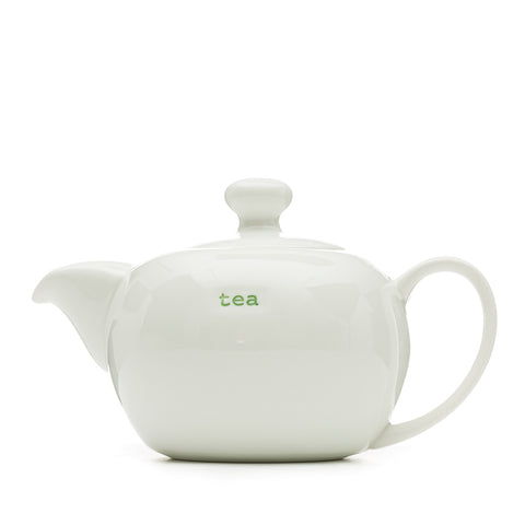 Keith Brymer Jones White Teapot 800ml - Tea