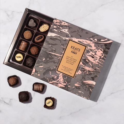 Keats Chocolate Selection 200g
