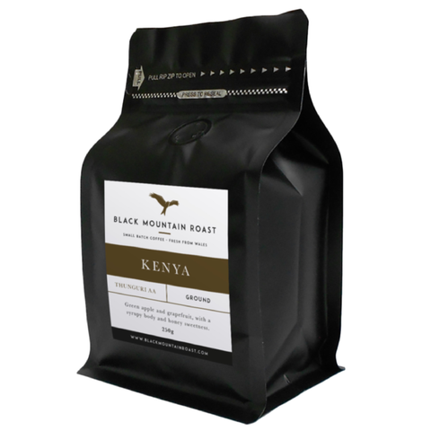 Black Mountain Roast Kenyan Beans 250g