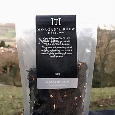 Morgans Brew Earl Grey 100g