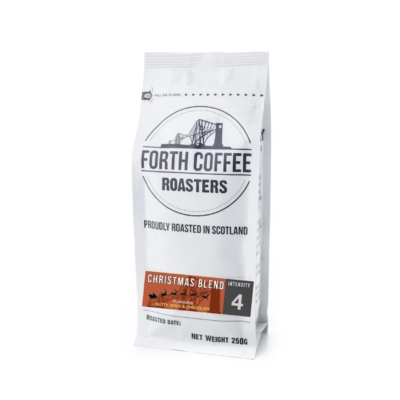 Forth Coffee Christmas Blend 250g Ground