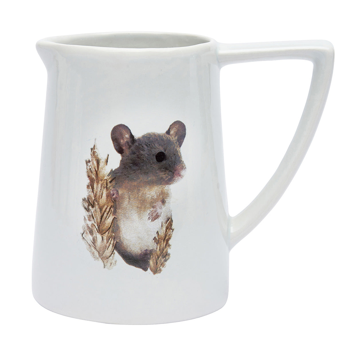 Field Mouse Jug Vase - Small