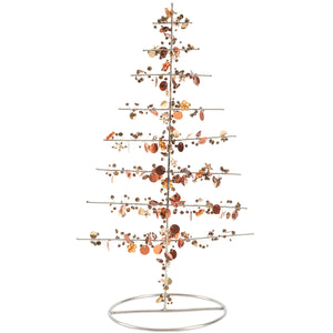 Large Beaded Wire Tree