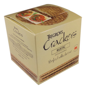 Tregroes Rustic Crackers 160g