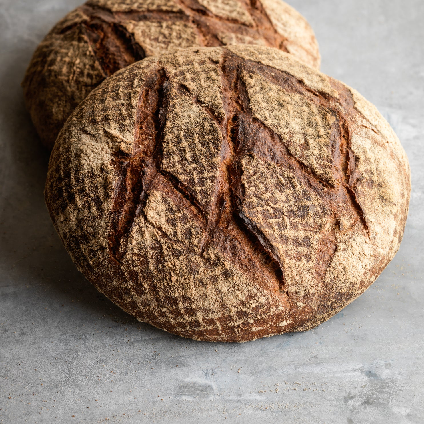 Gooch Heritage Sourdough 800g