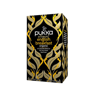 Pukka Elegant English Breakfast 20s