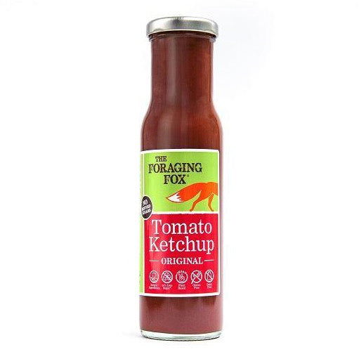 The Foraging Fox Tomato Ketchup 255g