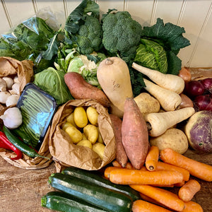 Fresh Vegetable Box