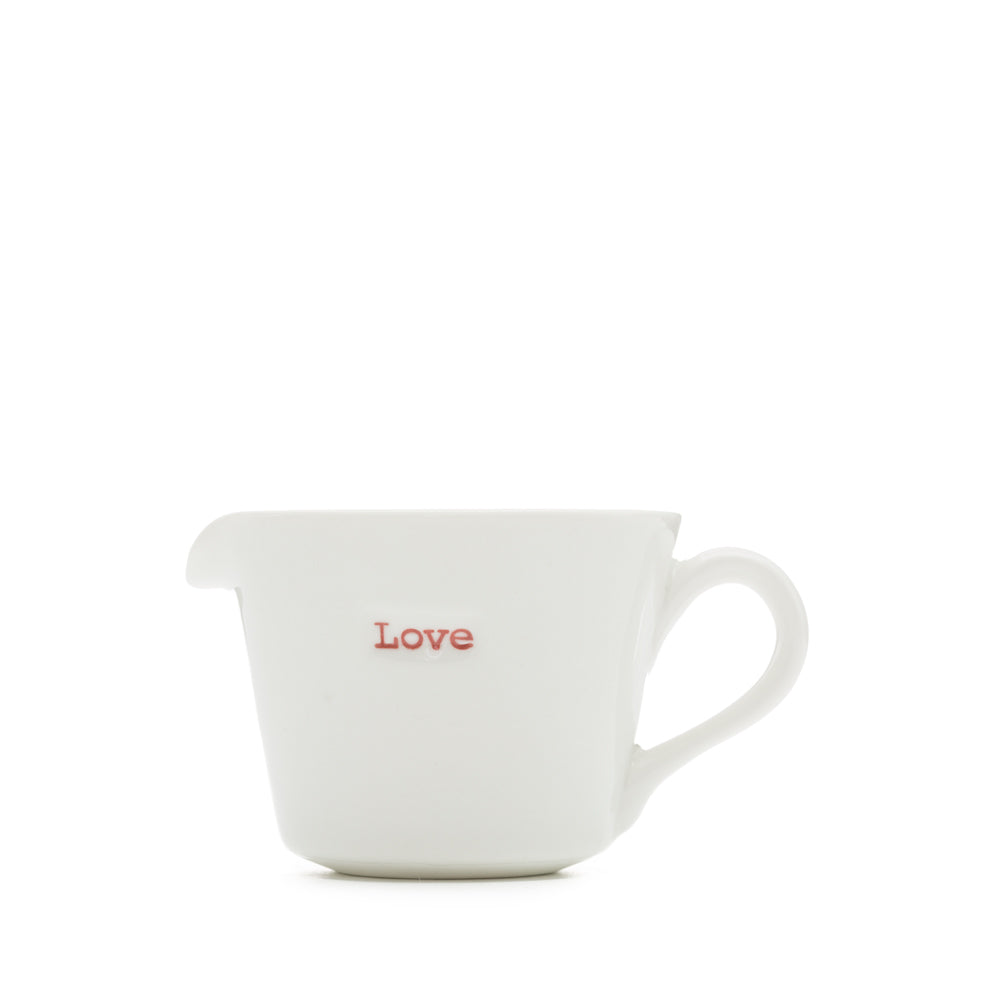 Small Jug 50ml - Love