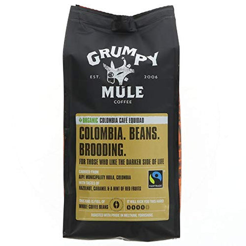 Grumpy Mule Colombia Coffee Beans 227g