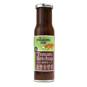 The Foraging Fox Spicy Tomato Ketchup 255g