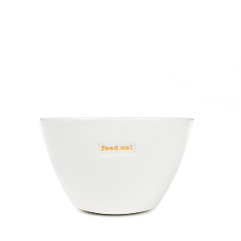 Keith Brymer Jones Medium Bowl 500ml - feed me!