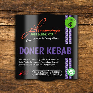 JD Seasonings Doner