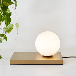Byron Brass Table Lamp