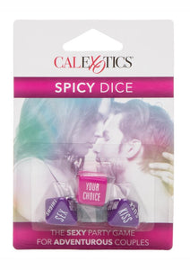 Spicy Dice - Multi-Colored
