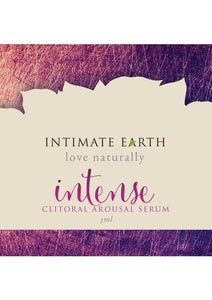Intimate Earth Intense Clitoral Arousal Serum 3ml Foil