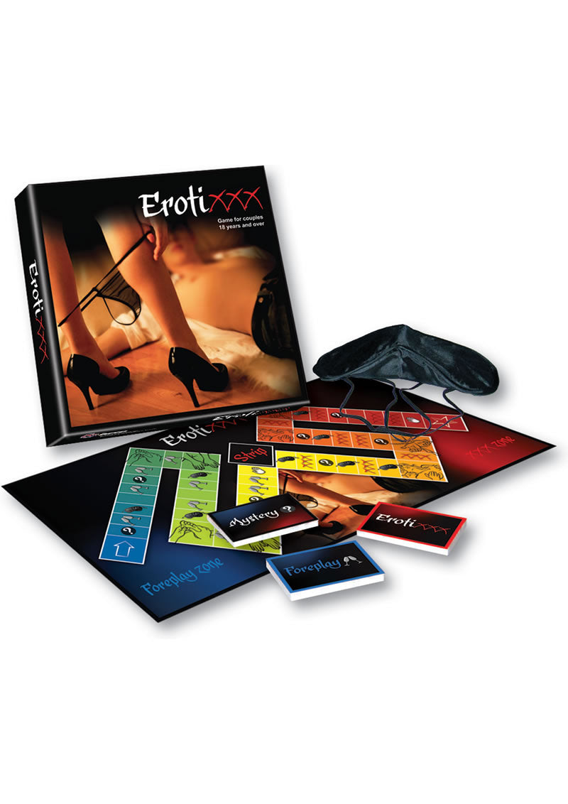 Erotixxx Couples Board Game
