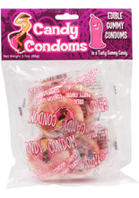 Load image into Gallery viewer, Candy Condoms Edible Gummy Condoms 6 Each Per Pack