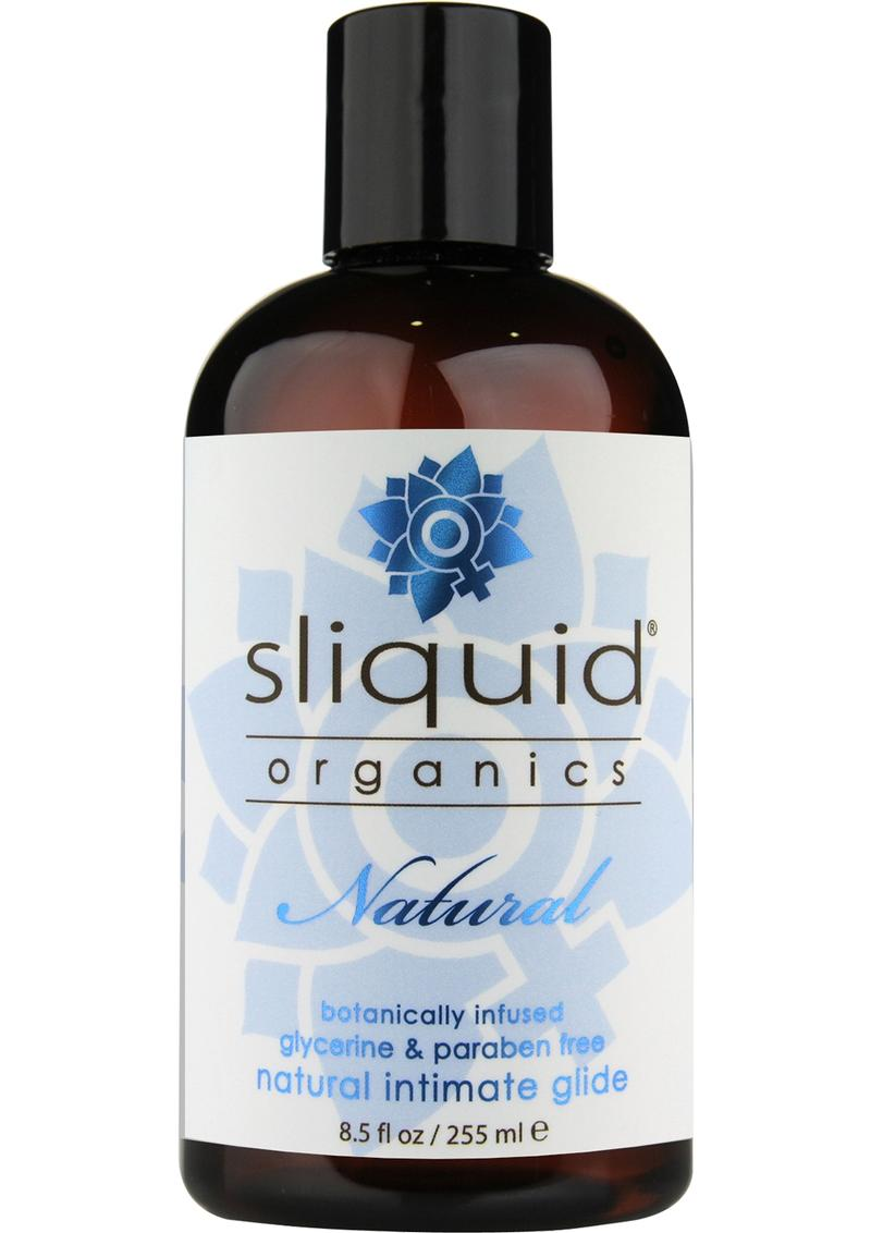 Sliquid Organics Natural Botanically Infused Intimate Glide 8.5oz