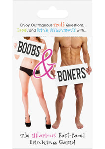 Boobs and Boners Card Game