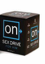 Load image into Gallery viewer, Sensuva On Sex Drive For Him Arousal Cream 2oz