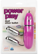 Load image into Gallery viewer, Power Play Dual Silver Bullets - Silver