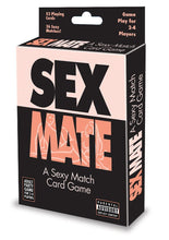 Load image into Gallery viewer, Sex Mate A Sexy Match Card Game
