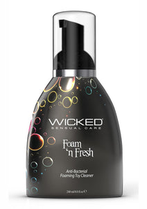 Wicked Foam N` Fresh Anti Bacterial Foaming Toy Cleaner 8oz