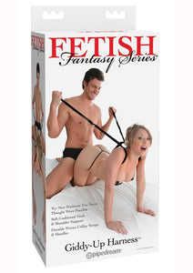 Fetish Fantasy Series Giddy Up Harness