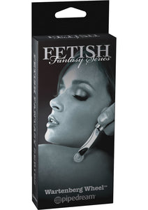 Fetish Fantasy Series Limited Edition Wartenberg Wheel Stainless Steel