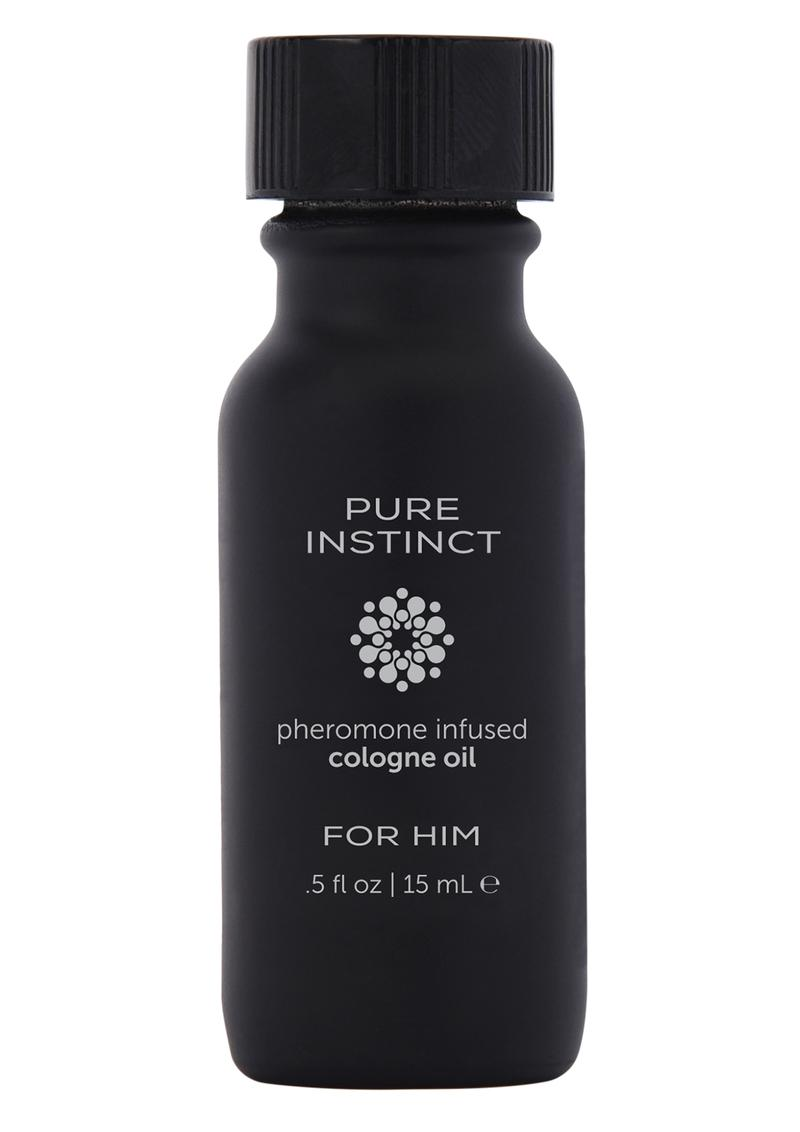 Pure Instinct Pheromone Cologne Oil For Him .5oz