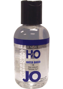 JO H2O Original Water Based Lubricant 2oz