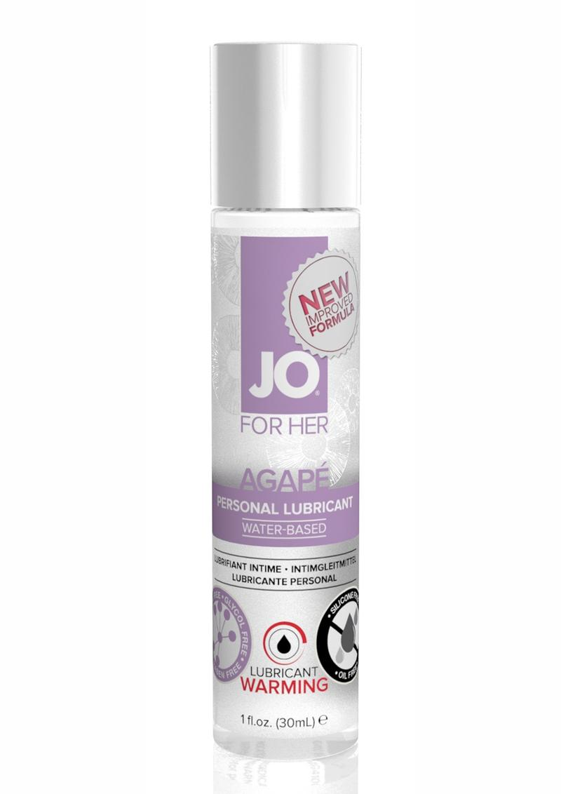 Jo Agape Lube Warming 1oz