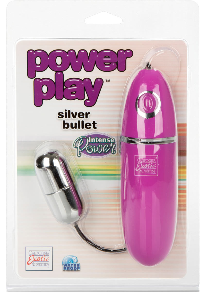 Power Play Silver Bullet - Silver