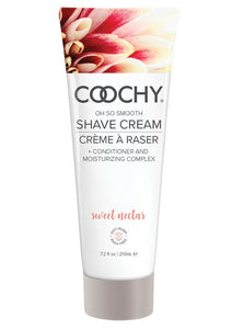 Coochy Shave Cream Sweet Nectar 7.2oz
